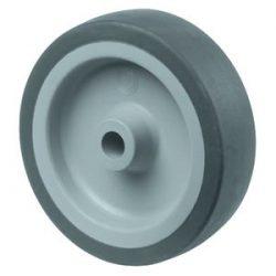 Kolo siva guma 85/050/018/1/8, brez ležaja