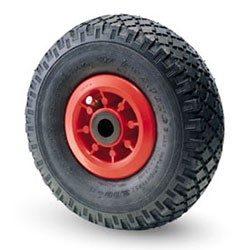 Kolo za voziček s pnevmatiko 3.00 – 4.00, brez ležaja, zračnica 4 plastna