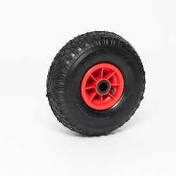 Kolo za voziček s pnevmatiko 3.00 – 4.00, iglični ležaj, zračnica 4 plastna